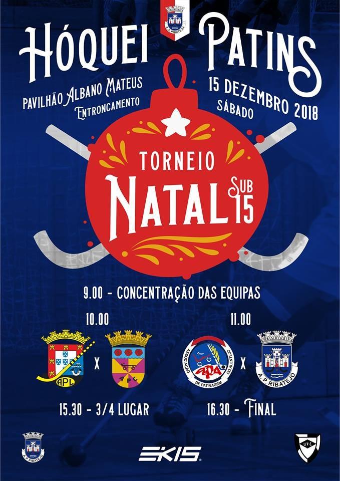 Torneio de Natal - Sub15
