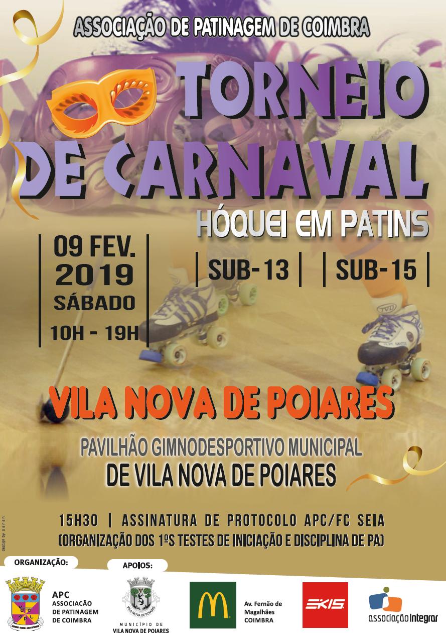 Torneio interassociações de Carnaval 2019